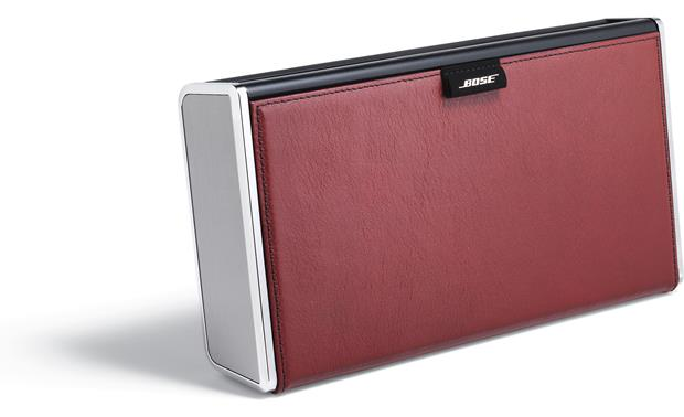 Bose® SoundLink® Wireless Mobile speaker leather cover Burgundy leather cover (SoundLink® not included)