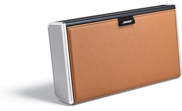 Bose® SoundLink® Wireless Mobile speaker leather cover Front (tan)