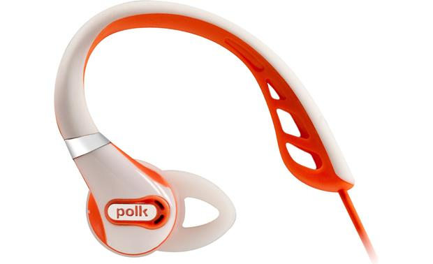Polk Audio UltraFit 500 White and Orange