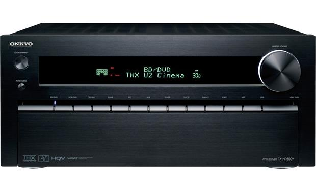 onkyo tx nr3009 home theater receiver with 3d ready hdmi switching rh crutchfield com