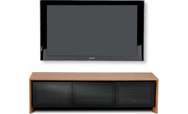 BDI Casata 8627 Natural Walnut (TV and components not included)