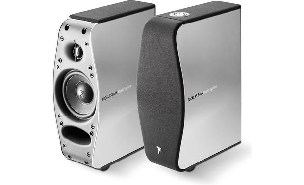 Focal XS BookR Music System Powered Desktop Speakers At Crutchfield