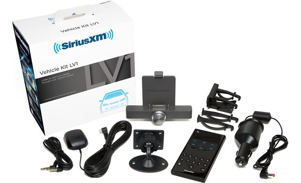 SiriusXM Lynx™ Car Kit Front