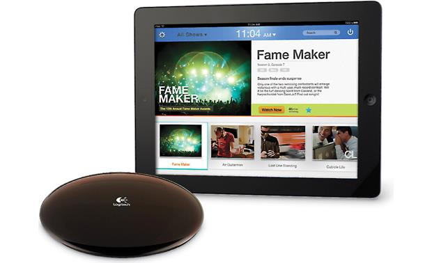 Logitech® Harmony® Link (iPad not included)