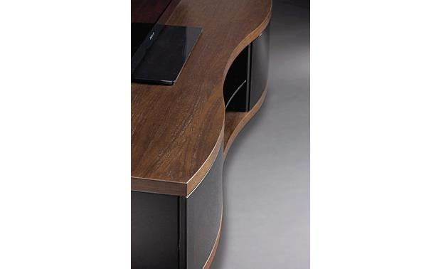 BDI OLA™ 8137 shown in chocolate stained walnut