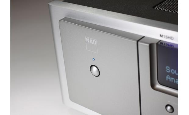 NAD Masters Series M15 HD2 Power button