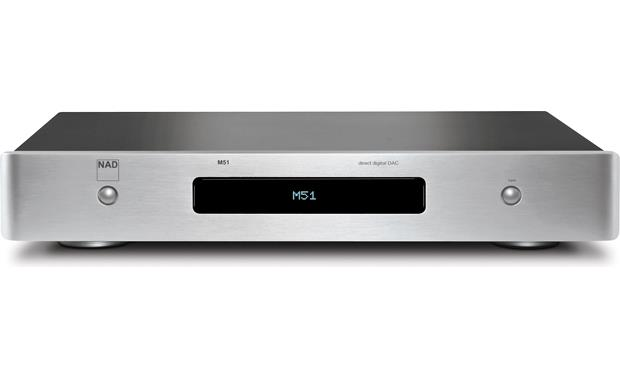 NAD Masters Series M51 Silver