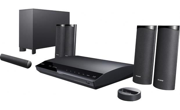 Sony BDV-E580 Home Theatre System Driver Download (2019)