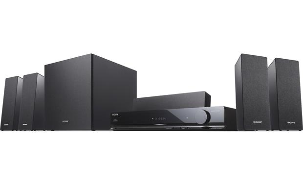 sony ht ss380 matching surround sound system for sony 3d blu ray rh crutchfield com Home Theater System Sony SS 380 Sony Wireless Surround Sound System