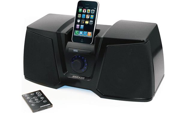Kicker iK350 (iPhone not included)