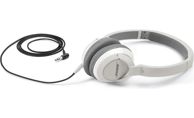 Bose® OE2 audio headphones White