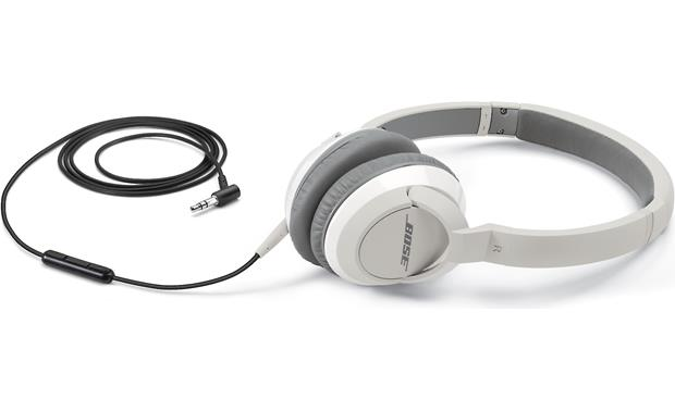 Bose® OE2i audio headphones White