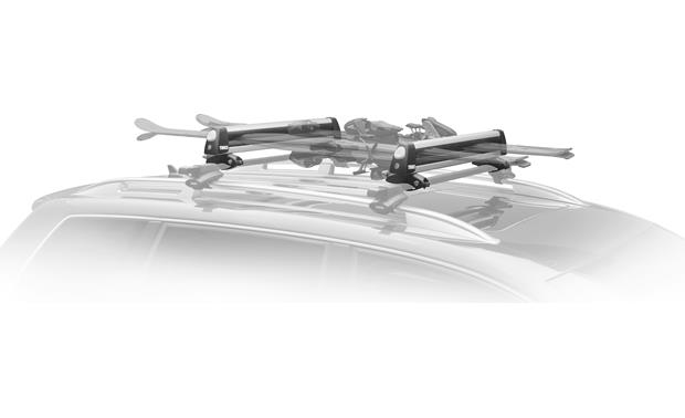 Thule 92725 Universal FlatTop Rack Front
