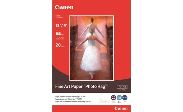 Canon FA-PR1 Fine Art Photo Paper Front