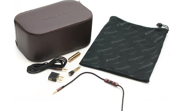 Klipsch Mode M40 Included accessories