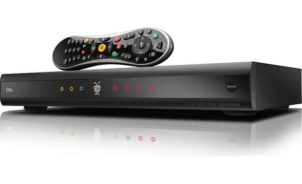 tivo premiere elite xl4 internet ready dvr records digital cable tv rh crutchfield com Xl4 TiVo Power Cord TiVo Premiere Q