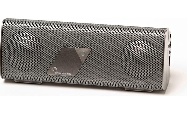 Soundmatters foxLv2 Platinum Bluetooth Front