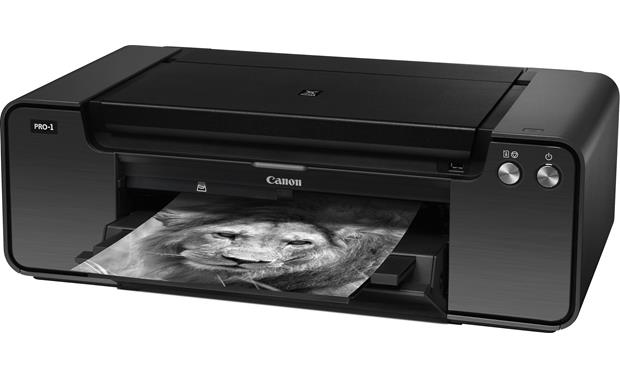Canon PIXMA PRO-1 Create high-quality monochrome prints