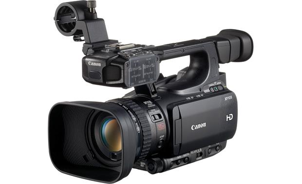 Canon XF105 High Definition Camcorder Front