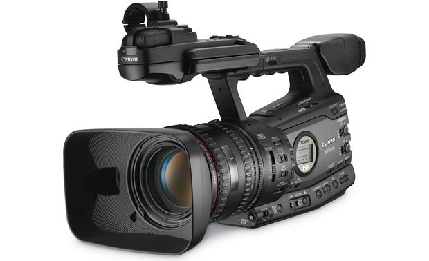 Canon XF300 High Definition Camcorder Front