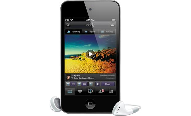 Apple 64GB iPod touch® Black