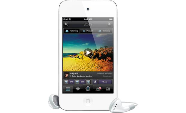 Apple 8GB iPod touch® White