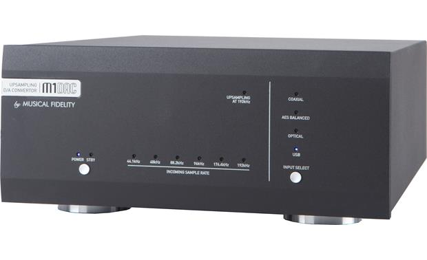 Musical Fidelity M1DAC A Front