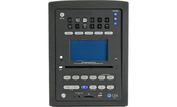 Concertone Zx800 Dvd Receiver At Crutchfield