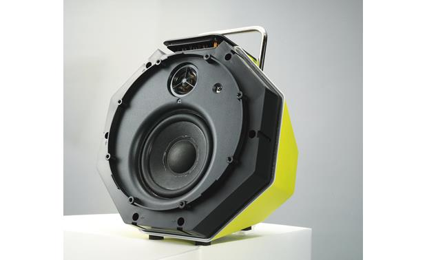 Yamaha PDX-11 Green (speaker grille removed)