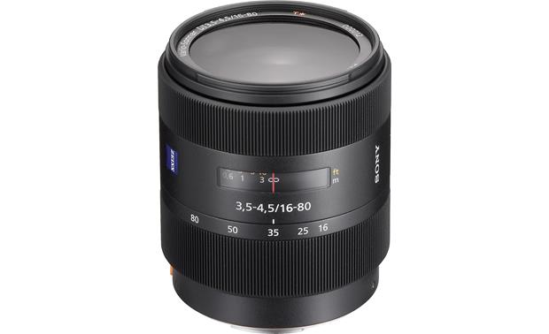 Sony SAL1680Z Carl Zeiss® DT 16-80mm f/3.5-4.5 Front