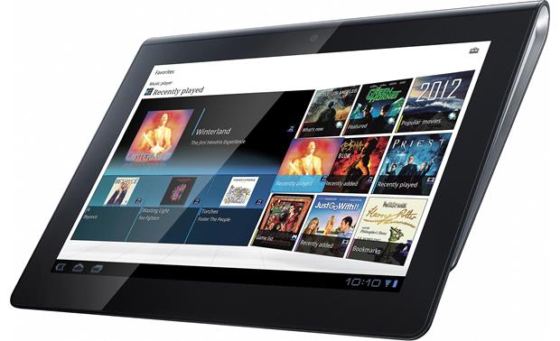 Sony Tablet S, 16GB Front