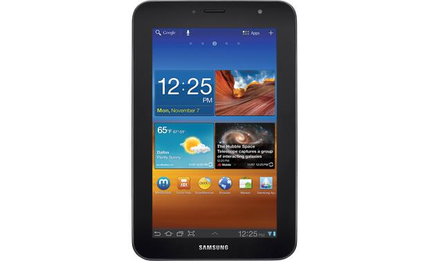 Samsung Galaxy Tab™ 7.0 Plus, 32GB Front
