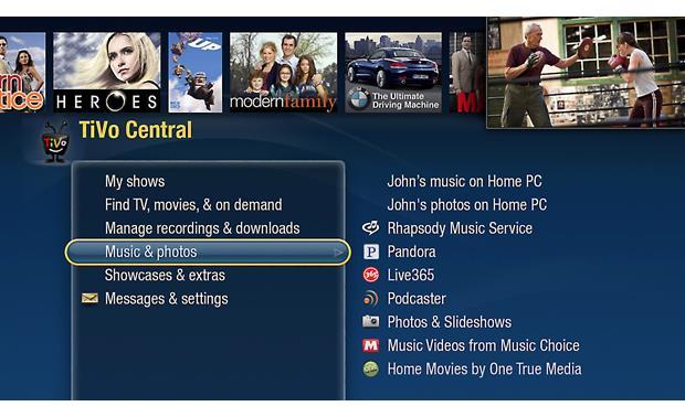 TiVo® Premiere Elite XL4