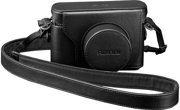 Fujifilm X-10 Leather Case Front