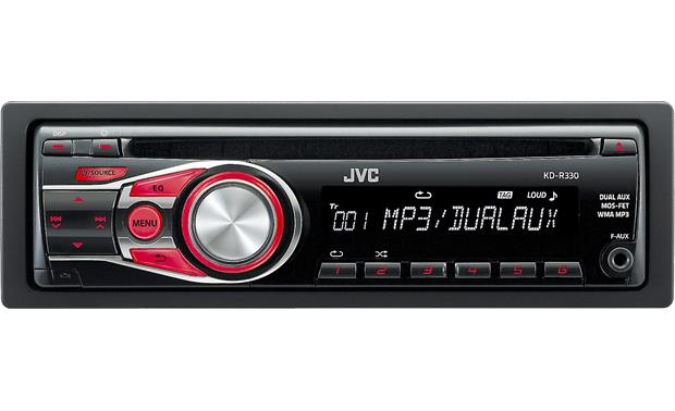 JVC KDR330 CD receiver at Crutchfield – Jvc R330 Wiring-diagram