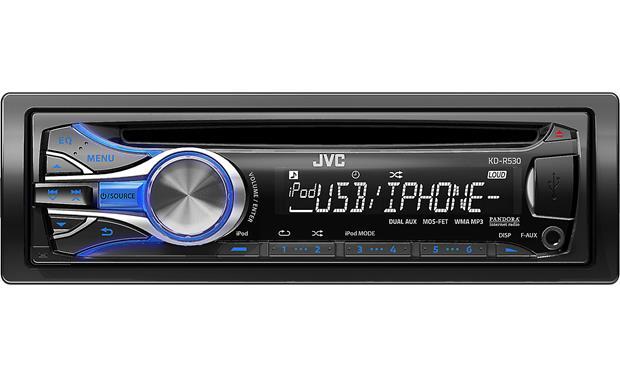 [NRIO_4796]   JVC KD-R530 CD receiver at Crutchfield | Jvc Car Stereo Wiring Harness Pattern 530 |  | Crutchfield