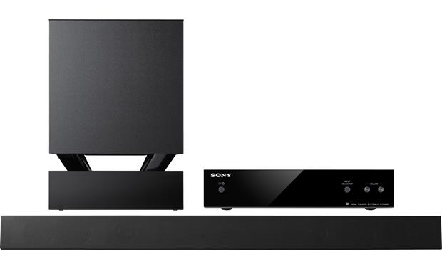Sony HT-CT550W Front