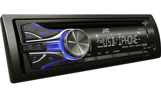 JVC KD-R530 on jvc kw-r800bt, jvc kd-r, jvc car radio pandora, jvc radio back, jvc kd s29 change color, jvc kd-r520, jvc kd-x50bt, jvc kw-r500,