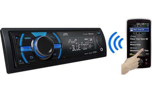g105KDX50BT o_remote jvc kd x50bt digital media receiver at crutchfield com jvc kd-x50bt wiring harness at bayanpartner.co