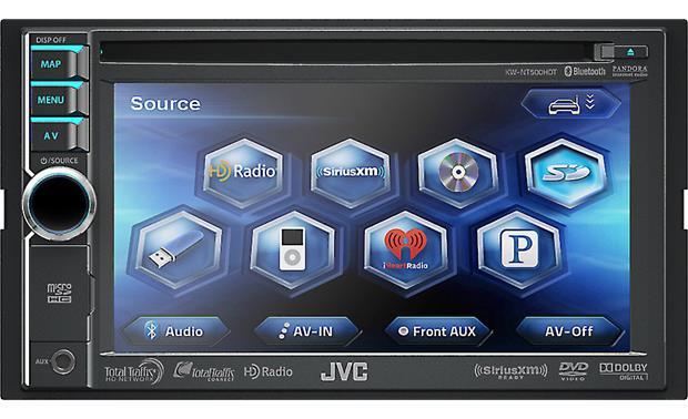 JVC KW-NT500HDT CAR NAVIGATION TREIBER HERUNTERLADEN