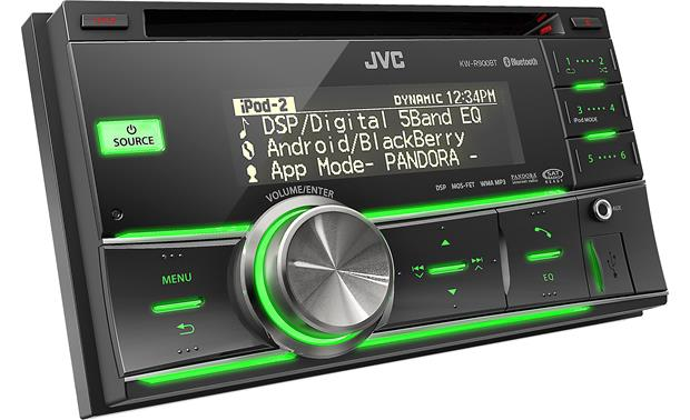 JVC KW-R900BT Other