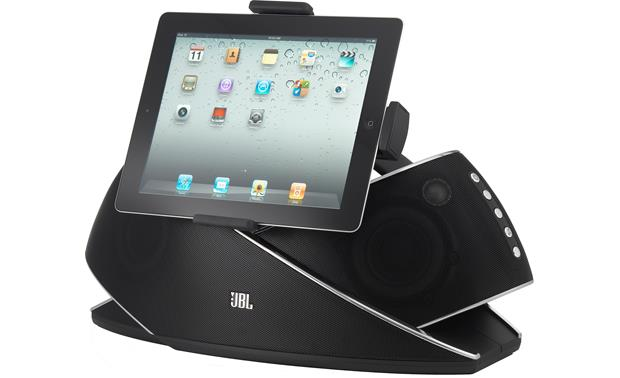 JBL OnBeat Xtreme™ Front (iPad not included)