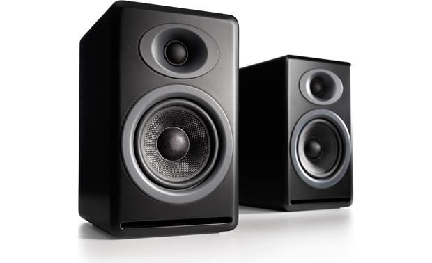 Audioengine P4 Front (Black)