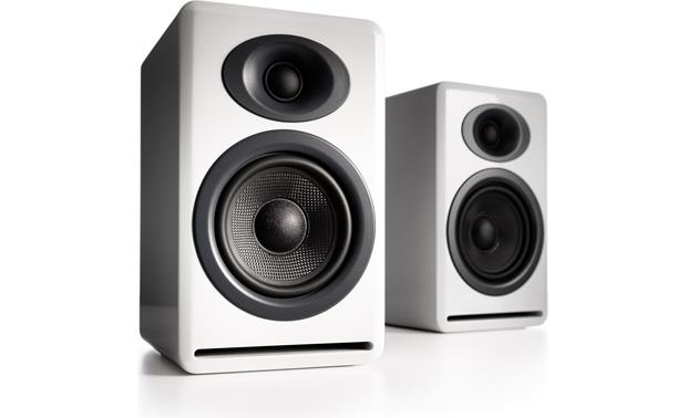 Audioengine P4 Front (White)