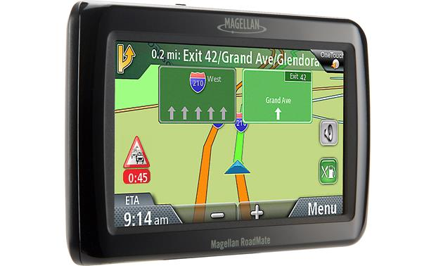 Magellan RoadMate 2136T-LM Other