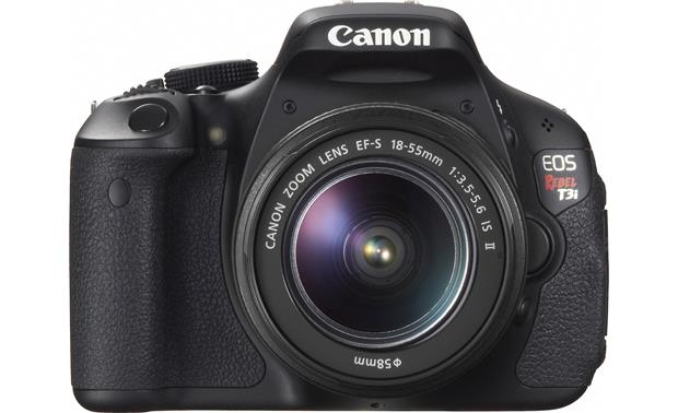 Canon EOS Rebel T3i Kit Front (direct view)