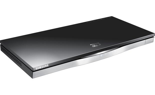 Samsung BD-D6500 Front - Angled