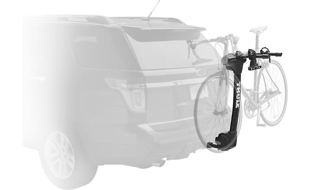 Thule 9028 Vertex 2-Bike Hitch Rack Front