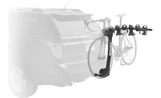 Thule 9030 Vertex 5-Bike Hitch Rack Front