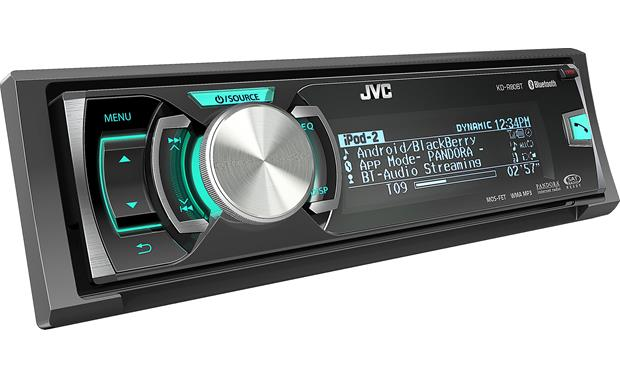 JVC KDR80BT (Refurbished) Other